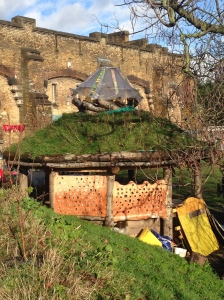 Shelter- Sustainable Roundhouse at The Castle